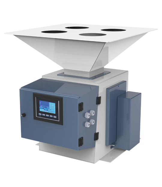Micro Wave Moisture Measuring And Automatic Dampening Water Panel2