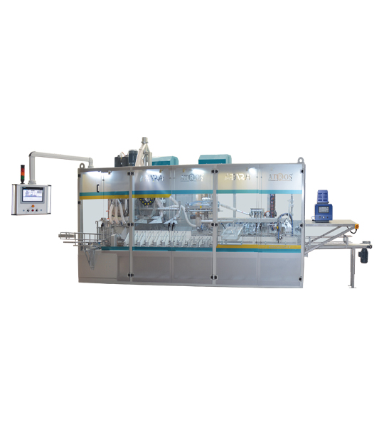 Single Weigh Double Filling Valve Type Flour Packing Machine (25 Kg)8