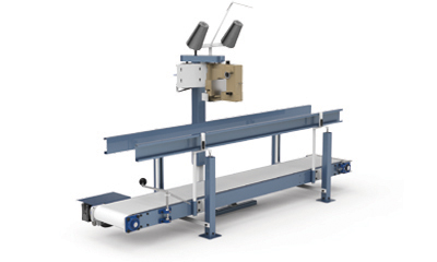 Single Weighing Single Station Feed Packing Machine (25-50 Kg)5
